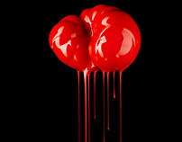Wet Red by Dmitry Zhuravlev