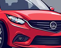 Drom — Mazda6.
