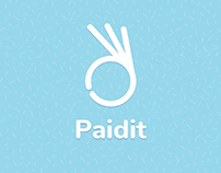 Paidit | Mobile UX & UI Design