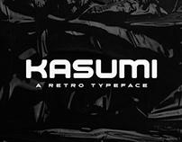 Kasumi Typeface