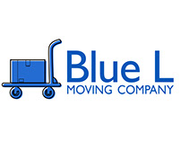 BLueL - moving company logo
