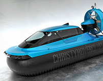 CHRYSTY 453 / hovercraft