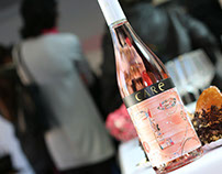 CARE SOLIDARITY ROSÉ - wine label