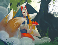 Lightwake: Fox Spirit Realm