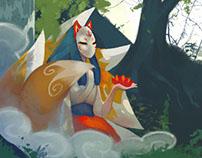 Lightwake: Fox Spirit World