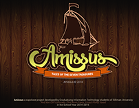 Amissus: Tales of the Seven Treasures