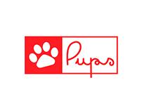 Pups (Thirty Logos Challenge)