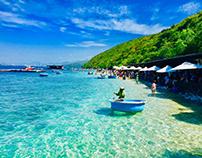 Tour Hòn Tằm - Tour đảo Nha Trang