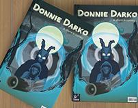 Comic Book Cover Illustration : Donnie Darko