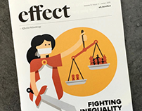 Effect magazine cover