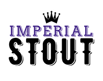 Imperial Stout - Beer Logo
