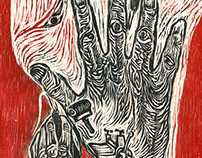 A Printmaker's Hand