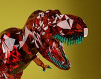 Vidrionosaurio Rex