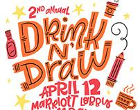 Drink N Draw