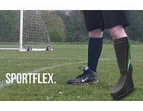 Sportflex. - Prosthetic Leg for Sports