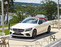 New Mercedes C-Class
