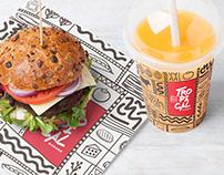 Liv B4P - Tropical Burger