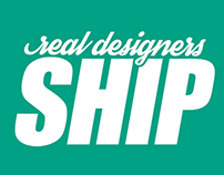 Real Designers Ship - Free Wallpaper