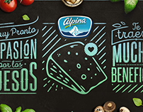 Propuesta Club del queso Alpina