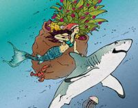 Shark maid