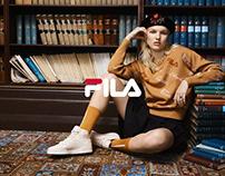 FILA – Teratach Campaign