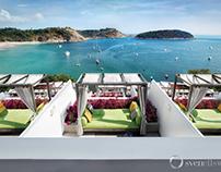 The Nai Harn Resort, Phuket Thailand March 2016