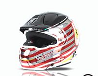 Ferrari Driver Stilo Wide ST4