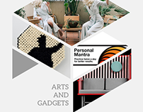 Arts And Gadgets 01-09-2015