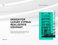 Allea Group / Web design