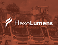 Flexolumens Visual Identity