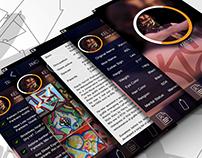 Kel1st - Graffiti artist app