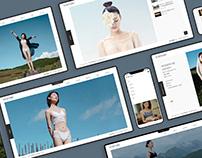 网站设计:KISFUN官网