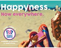 Baskin Robbins Happyness