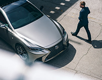Lexus with Matthew Jones