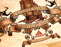 Adidas Euro 2008 - Press Comunication