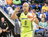 Dallas Wings vs Atlanta Dream