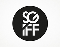 Singapore International Film Festival Brand Design
