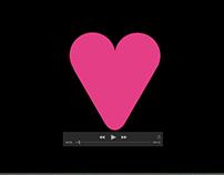Triangle Love Animation