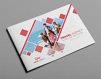 Travel Agency Booklet Design