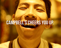 Advertising・Cheering Campbell's