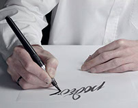 A Journey Called Life - Calligraphy Clip