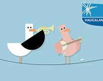 Haugaland Kraft AS: Kraftjazz2015 Animasjoner