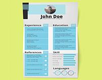 Free Resume #02