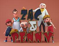 Zac&Penny