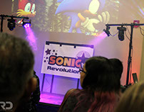 Sonic Revolution 2017 | LIGHTING