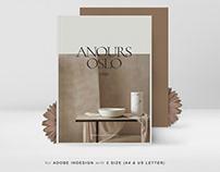 Anours Product Design Portfolio
