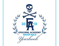 Episcopal Academy Water Polo Yearbook