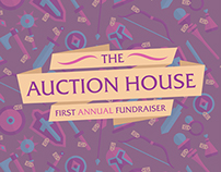 The Auction House: First Annual Fundraiser