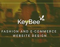 fashion e-commerce theme design