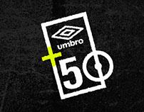 Umbro+50 // Campaign // non published // studiecase